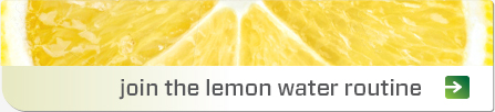 join the lemon water routine