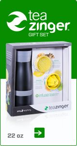 tea zinger gift set