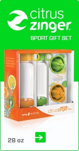 citruszinger sport gift pack